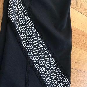 GAP Pants - [Gap] G Fast Reflective Honeycomb Leggings